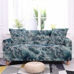 Green Water Surface Home Decoration For Living Room Sofa Cover