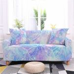 Beautiful Blue Twinkle Pattern Home Decoration For Living Room Sofa Cover