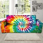 Tie Dye Psychedelic Sofa Cover