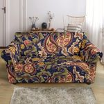 Floral Vintage Classic Traditon Pattern Sofa Cover