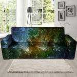 Universe Galaxy Space Background Sofa Cover