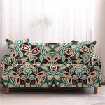 Elastic Bohemian Pattern Unique Design Sofa Cover