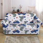 Koala Australian Day Cute Adorable Pattern Sofa Cover