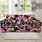 Dream Catcher Flower Boho Feather Sofa Cover