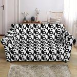 Yin Yang Classic Pattern Design Sofa Cover