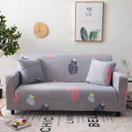 New Model Fresh And Simple Style Design Grey Background Sofa Cover