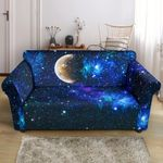 Galaxy Stardust Planet Space Dreamy Pattern Sofa Cover