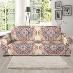 Bohemian Sea Turtle Pattern Theme Sofa Cover