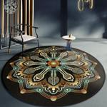 Dreamy Vintage Magic Artistic Round Rug Home Decor
