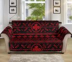 Native American Eagle Pattern Sofa Couch Protector Cover