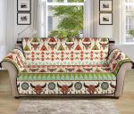 American Indian Ethnic Pattern Sofa Couch Protector Cover