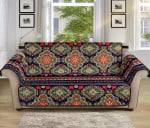 Ethnic Geometric Pattern Sofa Couch Protector Cover