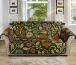 Foral Vintage Pattern Sofa Couch Protector Cover