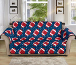 American Football Star Pattern Sofa Couch Protector Cover