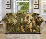 Camo Realistic Tree Texture Pattern Sofa Couch Protector Cover