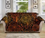 Dream Catcher Sun And Moon Pattern Sofa Couch Protector Cover
