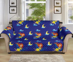 Fairy With Moon Pattern Sofa Couch Protector Cover