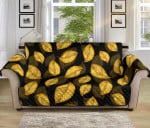 Elm Leave Summer Pattern Sofa Couch Protector Cover