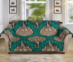 Boho Elephant Pattern Sofa Couch Protector Cover