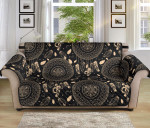 Dream Catcher Mandala Boho Moon Pattern Sofa Couch Protector Cover