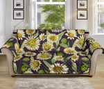 Daisy Vintage Floral Pattern Sofa Couch Protector Cover