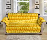 Agricultural Corn Cob Pattern Sofa Couch Protector Cover