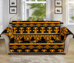 Eye Of Horus Tribal Egypt Pattern Pattern Sofa Couch Protector Cover