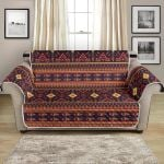 Vintage Southwest Ethnic Design Themed Pattern Sofa Couch Protector Cover