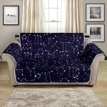 Amazing Zodiac Star Pattern Sofa Couch Protector Cover