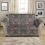 Calendar Aztec From Ancient People Pattern Sofa Couch Protector Cover