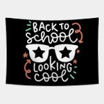 Back To School Looking Cool Tapestry Wall Hanging For Home Decor