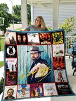 Nicholas Cage Film Quilt Blanket 01