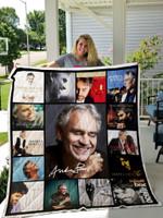Andrea Bocelli Quilt Blanket 01
