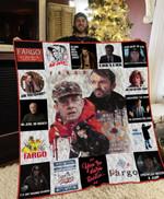 Fargo Poster Quilt Blanket Ver 2