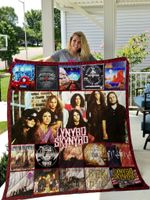 Lynyrd Skynyrd Albums Quilt Blanket For Fans New