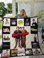 Superbad T-Shirt Quilt Blanket