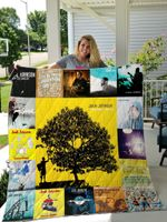 Jack Johnson Albums Quilt Blanket For Fans Ver 17