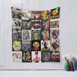 Poison 3 Quilt Blanket