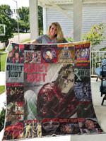 Quiet Riot Albums Quilt Blanket For Fans Ver 17