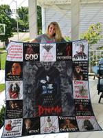 Bram Stoker's Dracula Quilt Blanket – Ver.0117