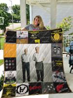 Twenty One Pilots Albums Quilt Blanket For Fans Ver 17