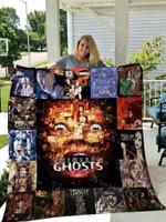 Thirteen Ghosts Quilt Blanket