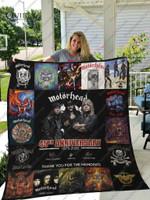 Bl – Motorhead Quilt Blanket