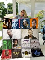 Will.I.Am Quilt Blanket