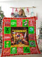 The Goonies Quilt Blanket