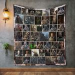 Call Of Duty Quilt Blanket