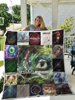 Pendulum Albums Quilt Blanket For Fans Ver 17