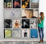 John Lennon Albums Quilt Blanket For Fans New