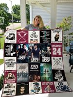 Teen Wolf (2011) Quilt Blanket – Ver.0117