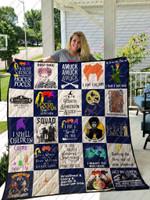 Hocus Pocus Quilt Blanket – Ver.0125
